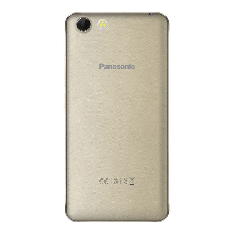 Panasonic P55 Novo Champagne Gold, 16 GB images, Buy Panasonic P55 Novo Champagne Gold, 16 GB online at price Rs. 5,949