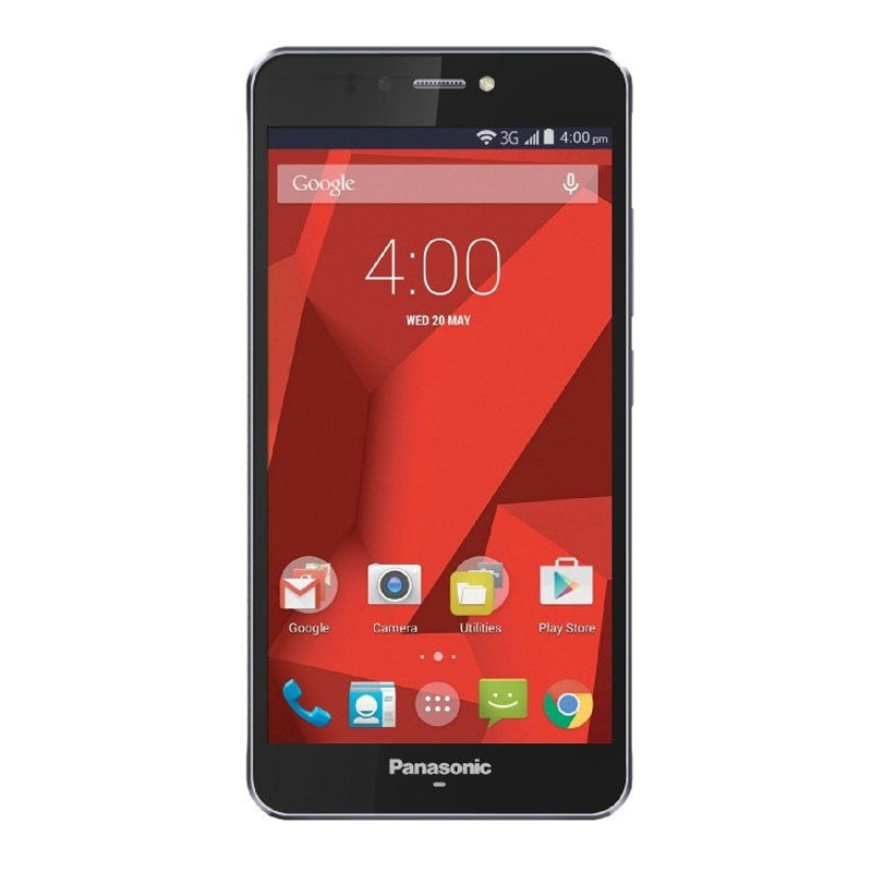 Panasonic P55 Novo Smoky Grey, 16 GB images, Buy Panasonic P55 Novo Smoky Grey, 16 GB online at price Rs. 5,899