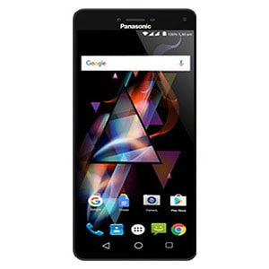 Panasonic P71 with 2 GB RAM Black, 16 GB