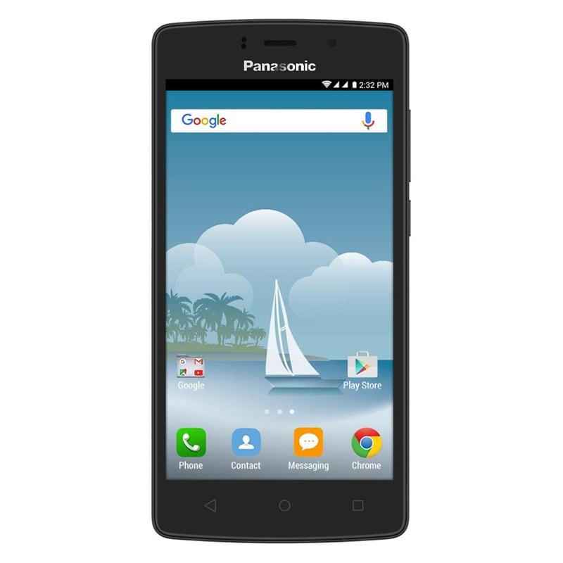 Panasonic P75 Sand Black, 8GB images, Buy Panasonic P75 Sand Black, 8GB online at price Rs. 5,149
