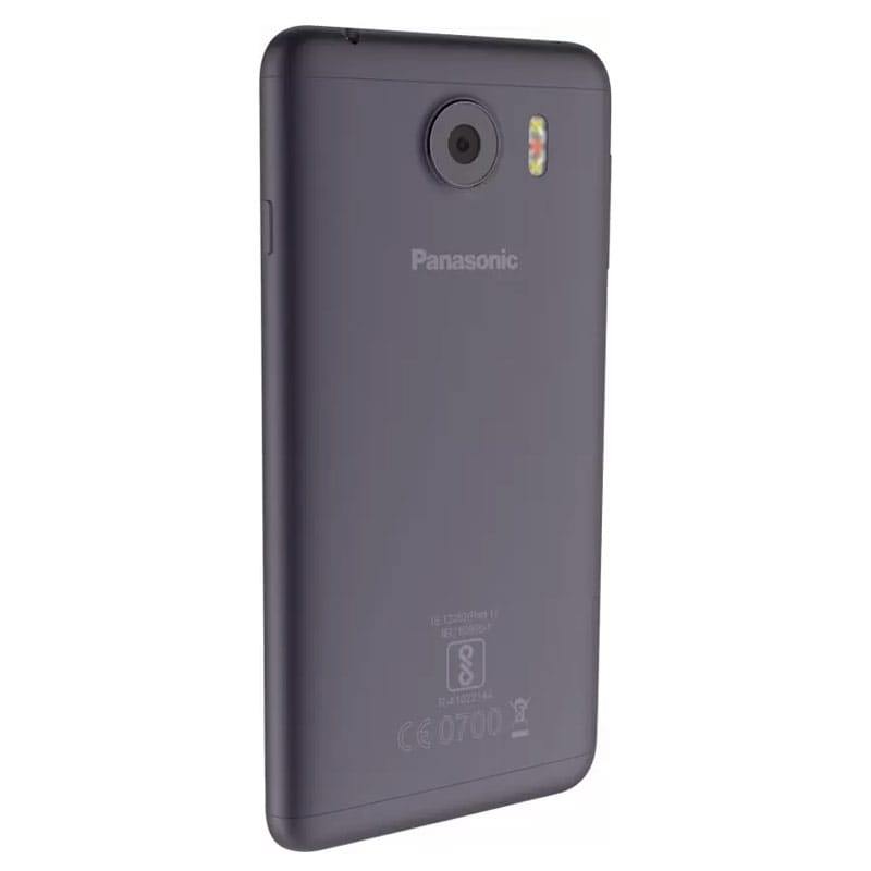 Panasonic P88 4G VoLTE Charcoal Grey, 16 GB images, Buy Panasonic P88 4G VoLTE Charcoal Grey, 16 GB online at price Rs. 7,049