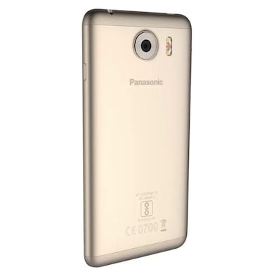 Panasonic P88 4G VoLTE Gold, 16 GB images, Buy Panasonic P88 4G VoLTE Gold, 16 GB online at price Rs. 6,999
