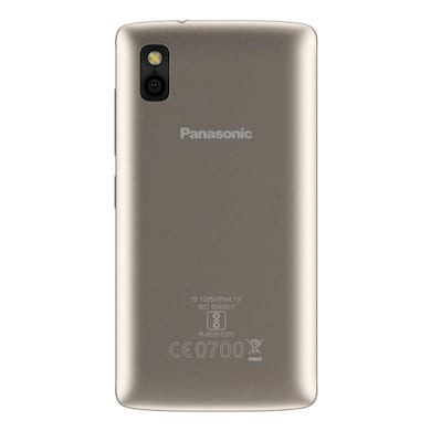 Panasonic T44 Champagne Gold, 8 GB images, Buy Panasonic T44 Champagne Gold, 8 GB online at price Rs. 3,150