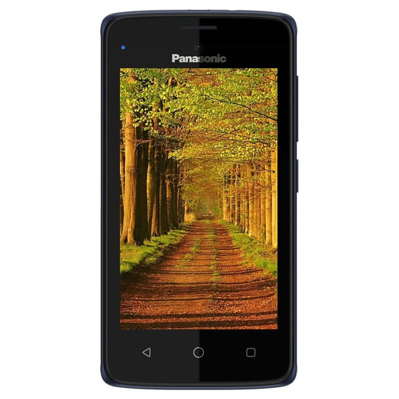 Panasonic T44 Blue, 8 GB images, Buy Panasonic T44 Blue, 8 GB online at price Rs. 3,099
