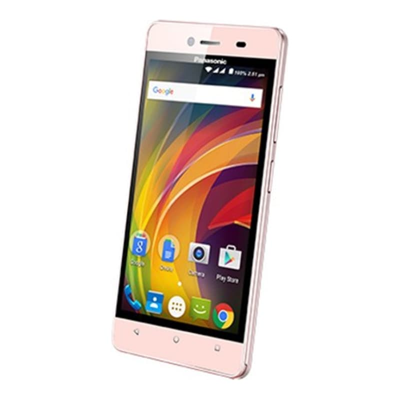Panasonic T50 Rose Gold, 8 GB images, Buy Panasonic T50 Rose Gold, 8 GB online at price Rs. 4,585
