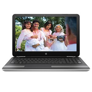 Buy HP Pavilion 15-AU620TX Z4Q39PA 15.6 Inch Laptop (Core i5 7th Gen/8GB/1TB/Win 10/2GB Graphics) Online