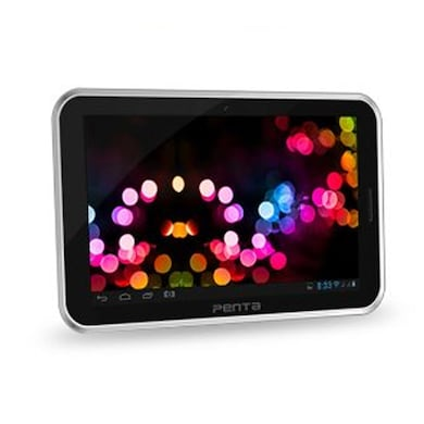 Penta WS 708C Calling Tablet Silver, 4 GB Price in India