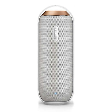 Philips BT 6000 Wireless Portable Speaker White Price in India
