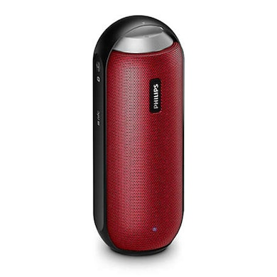 Philips BT 6000 Wireless Portable Speaker Red Price in India