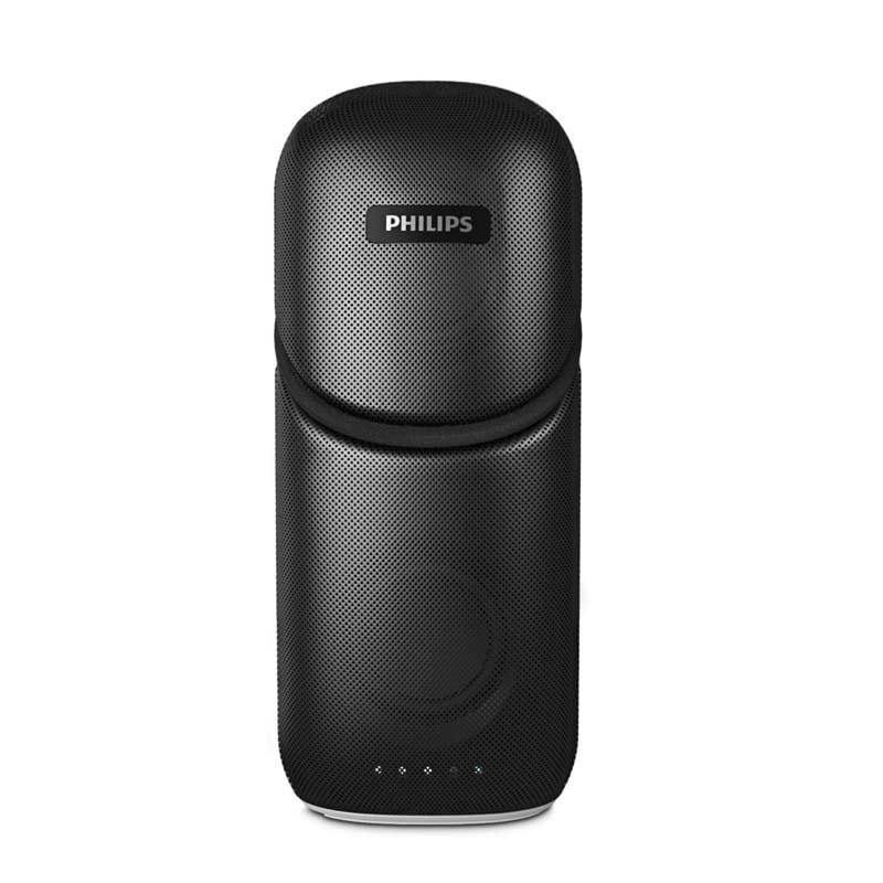 7677cbc6a74 Buy Philips BT114 Wireless Portable Bluetooth Speaker (Black