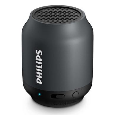 Philips BT50 Wireless Portable Bluetooth Speaker Black Price in India