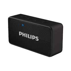 Philips BT64 Bluetooth Speaker Black images, Buy Philips BT64 Bluetooth Speaker Black online