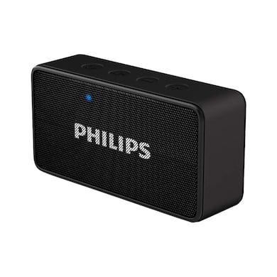 Philips BT64 Bluetooth Speaker Black Price in India