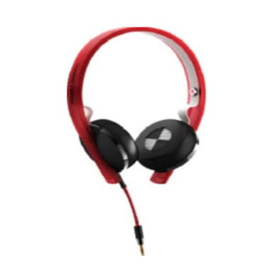 Philips O'Neill SHO4200 Headphones Red Price in India