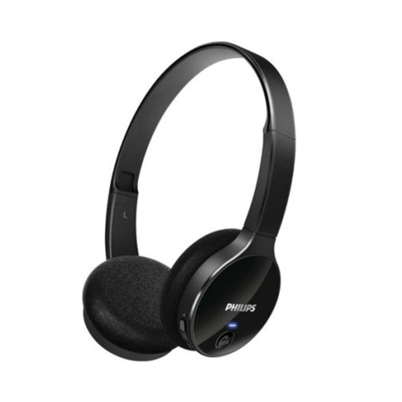 5b08940a761 Philips SHB4000 Bluetooth Headset Black Price in India – Buy Philips ...