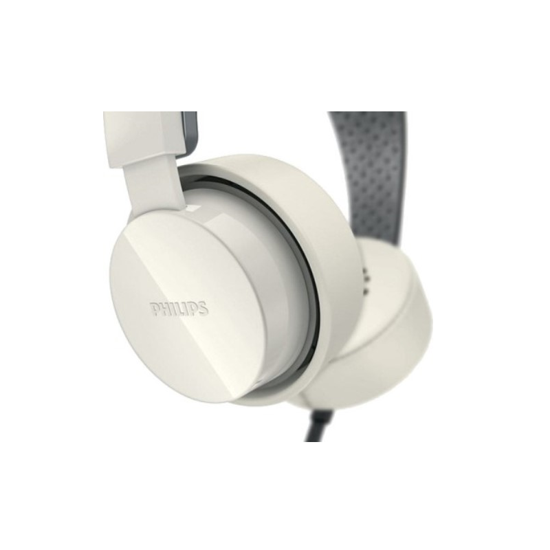 Philips SHL5200 On-The-Ear Headphones White Price in India