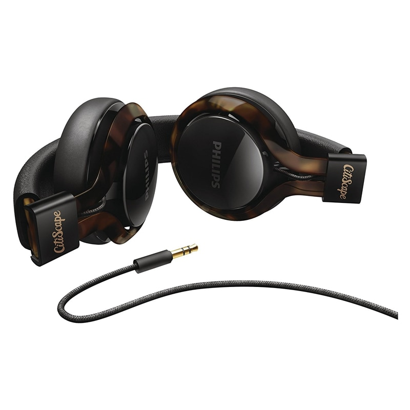 Philips SHL5705 Over Ear Headset With Mic Black images, Buy Philips SHL5705 Over Ear Headset With Mic Black online