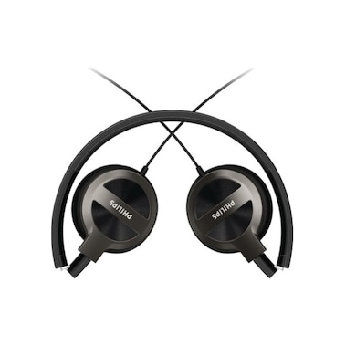 Philips SHL9300 On-The-Ear Headphones Black Price in India