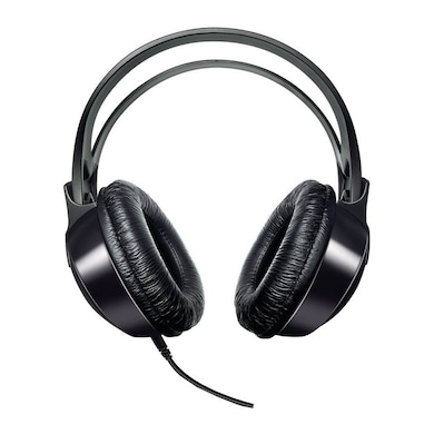 Philips SHP 1900 Over the Ear Headphones Black Price in India