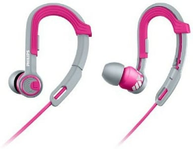 Philips SHQ3300 In-The-Ear Wired Headphones Pink Price in India