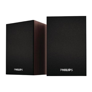 Philips SPA30W/94 Wired Laptop/Desktop Speaker Black