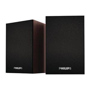 Philips SPA30W/94 Wired Laptop/Desktop Speaker Black
