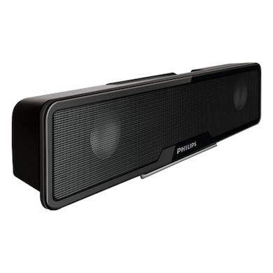 d693bcc99b2 Philips SPA75 Laptop Desktop Bluetooth Speaker (Black