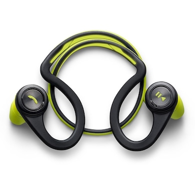 Plantronics BackBeat Fit Wireless Bluetooth Stereo Headset Green Price in India