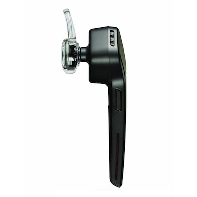 Plantronics Voyager Edge Bluetooth Headset with Charging Cradle Black Price in India