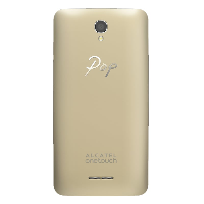 alcatel one touch pop star classic 5022x gold likenew smartphone ebay. Black Bedroom Furniture Sets. Home Design Ideas