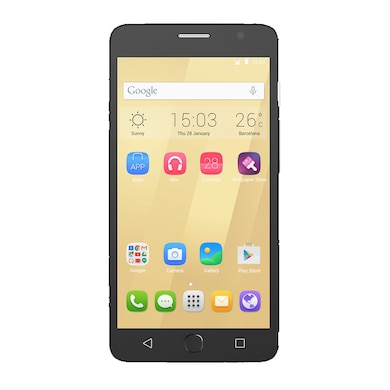 a7771d861e7 Alcatel OneTouch Pop Star (Metal Gold, 1GB RAM, 8GB) Price in India ...