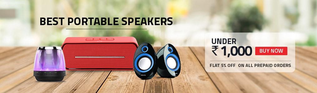Buy Portable Speakers