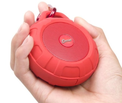 Portronics Comet BT Portable Speaker Red Price in India