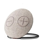 Buy Portronics Dome POR-684 10 W Portable Bluetooth Home Audio Speaker with Mic Brown Online