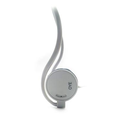 Portronics Oye Sports Headphones Grey Price in India