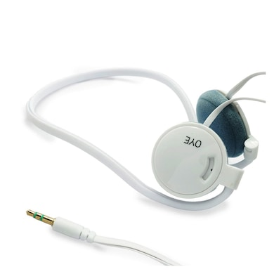 Portronics Oye Sports Headphones White Price in India