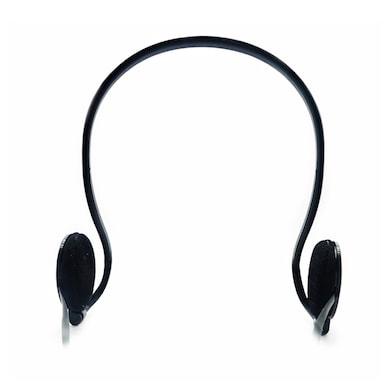 Portronics Oye Sports Headphones Black Price in India