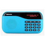 Buy Portronics Plugs Portable Speaker Blue Online
