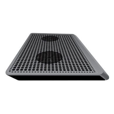 Portronics POR 710 My Buddy A Laptop Cooling Pad Grey Price in India