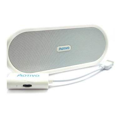 Portronics Sound Bowl Laptop-Desktop Speaker White Price in India