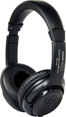 Power Ace PBH 002 Bluetooth Stereo Headset (Black, Over the Ear) Price in India