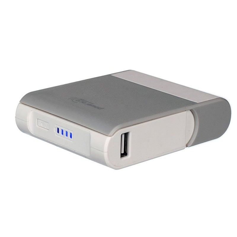 Power Ace PRP 10400M Power Bank 10400 mAh White and Grey images, Buy Power Ace PRP 10400M Power Bank 10400 mAh White and Grey online
