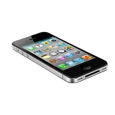 Pre-Owned Apple iPhone 4S Acceptable Condition (Black, 512MB RAM) Price in India