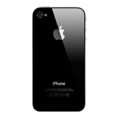 Refurbished Apple iPhone 4S (Black, 512MB RAM, 16GB) Price in India