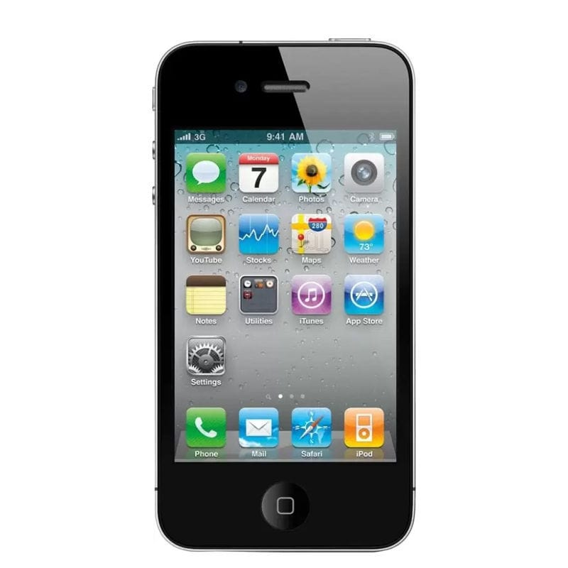 Buy Refurbished Apple iPhone 4S (Black, 512MB RAM, 64GB) Price in India (12  Jul 2019), Specification & Reviews