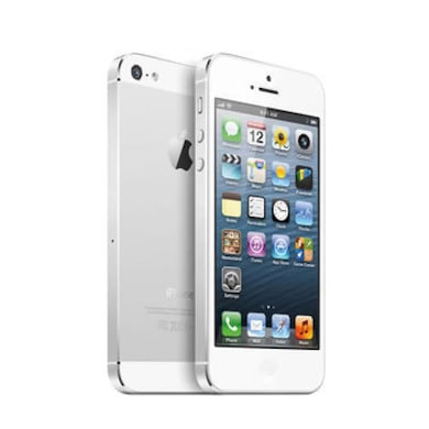 Pre-Owned Apple iPhone 5 (Silver, 1GB RAM) Price in India