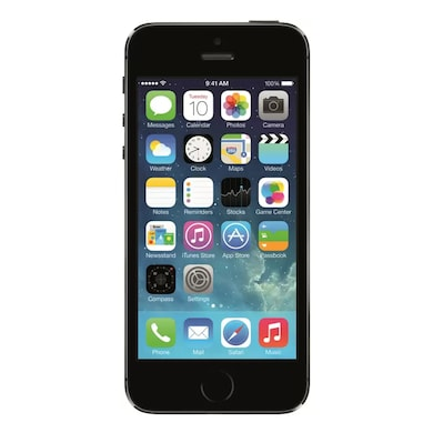Pre-Owned Apple iPhone 5s (Space Grey, 1GB RAM, 16GB) Price in India