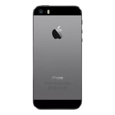 Refurbished Apple iPhone 5s Fingerprint sensor not working 16 GB (Dark Grey, 1GB RAM, 16GB) Price in India