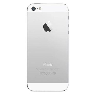 Refurbished Apple iPhone 5s Fingerprint sensor not working, 32 GB (Silver, 1GB RAM, 32GB) Price in India