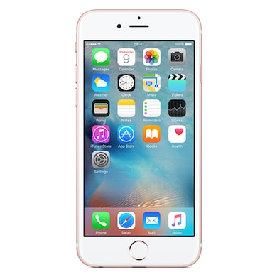 Pre-Owned Apple iPhone 6 (Rose Gold, 1GB RAM) Price in India